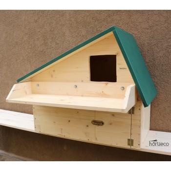 Cuib artificial pentru strigă (Tyto alba)