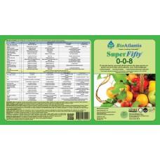 Fertilizant organic Super Fifty